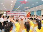 烈山区举行纪念少先队建队71周年主题实践活动